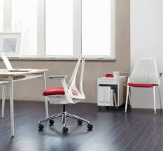 aeron mirra embody celle sayl and eames aluminum group home