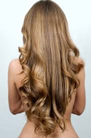 pretty v cut hairs styles the v shape layering method is universally flattering and it s a