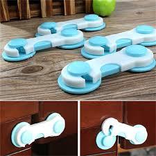 Safety Locks For Kitchen Cabinets New Design Multi Function Child Safety Baby Safety Lock Split