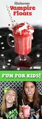 Halloween Appetizers For Kids Party by Vampire Ice Cream Floats Halloween Party Dessert