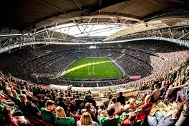 best fans in the world ireland fans turn wembley green to break world cup attendance record