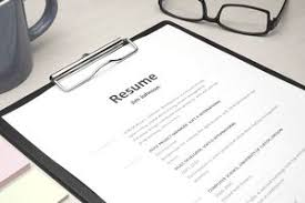 chronological resume exles exle of a chronological resume