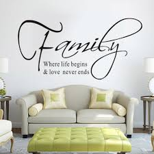 compare prices family wall decals words online shopping buy diy wall stickers home decor creative family english words pattern decals pegatinas pared