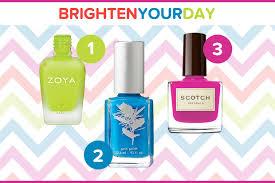 go bold with natural nail polish beauty fitness honestly