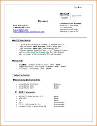 ms office resume samples unforgettable store administrative