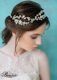 vintage bridal hair vintage bridal headband wedding headband bridal headpiece