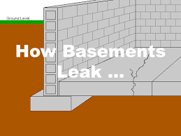 Fix Basement Leaks by Coatings Website With Photo Gallery Exterior Basement