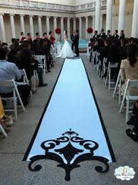 black aisle runner aisle runner wedding aisle runner custom aisle runner