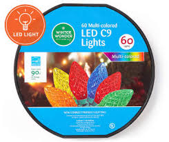 christmas string lights big lots