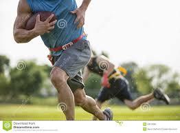 Flag Football Play Designer Flag Football Player Run Stock Image Image Of Green 33578383