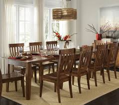 Dining Room Sets On Sale Solid Wood Leg Table With 3 Self Storing Leaves By Aamerica Wolf