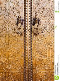 ornamental doors stock photo image of door vintage 24060958