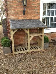 Outdoor Wood Shed Plans by Best 25 Log Shed Ideas On Pinterest Log Store Uk Wood Store