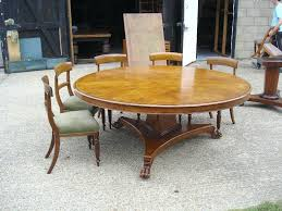 large round dining table for 12 round dining tables for 12 awesome large round dining table round