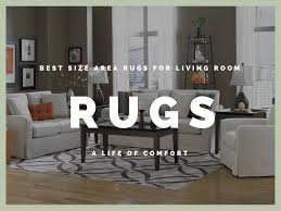 best size rug for living room choosing the right rug hope home room size rugs living room