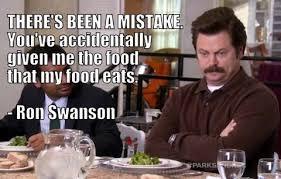 Swanson Meme - ron swanson meme by sarcasticraven memedroid