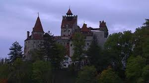 halloween treat a night at dracula u0027s castle in transylvania