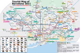 Los Angeles Map Pdf by Maps Update 30722069 Barcelona Tourist Map Pdf U2013 Barcelona Map