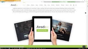 avada theme portfolio order 1 theme setup simple wordpress blog w avada youtube