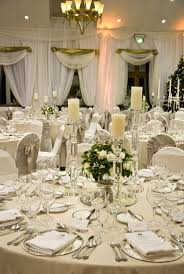 Table Setting Pictures by A Gorgeous Wedding Table Setting In The K Club The Neutral Tones