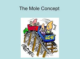 the mole concept ppt video online download
