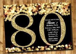 80th birthday invitations 80th birthday invitation cards 26 80th birthday invitation