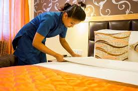 bed making bed making picture of hotel new orchid gangtok tripadvisor