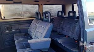 volkswagen caravelle interior 2016 stock vw t25 caravelle 1 9gl original rhd 12months mot 6months tax