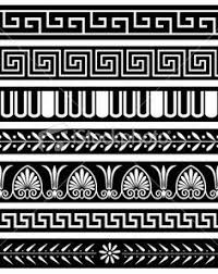 Greek Vase Design 10 Best Borders Images On Pinterest Roman Ancient Greek And Art