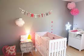 peinture chambre bebe fille chambre girly clémentine chambres bébé et le chambre