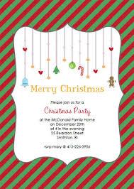 free printable christmas party invitations templates blueklip com