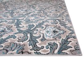 home dynamix area rugs oxford rugs 6536 613 cream blue oxford