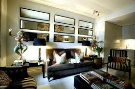 Wall Decor Ideas For Living Room Interior Mirror Wall Decoration Ideas Living Room Photo Of Nifty