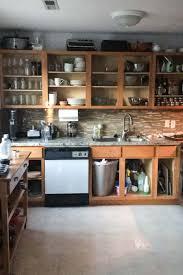 kitchen diy kitchen remodel with tile backsplash and sink for