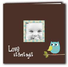 pioneer scrapbook album pioneer blue baby owl 12 x 12 ez load memory album