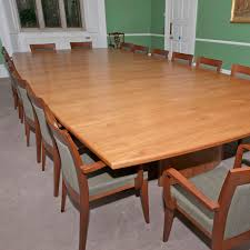 Large Boardroom Tables Mahogany Veneer Boardroom Table 5m X 2 3m Wooden Meeting Table
