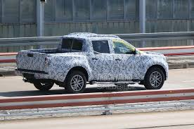 mercedes pickup spied mercedes benz u201cx class u201d pickup spotted track testing for