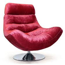 Black Leather Swivel Chairs Red Leather Tufted Swivel Chair Lounge Features Red Leather Tufted