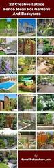 fence backyard ideas 282 best front u0026 backyard ideas images on pinterest beautiful