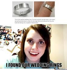 Wedding Ring Meme - i found our wedding rings dear by enene meme center