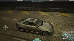 lexus is performance need for speed world lexus is f youtube