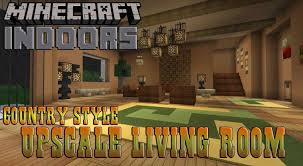 minecraft living room designs boleh win