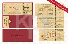 boarding pass wedding invitations 01 boarding pass wedding invitation kalidad