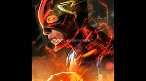 the flash fan art epic fan art of ezra miller as the flash for dc cinematic universe