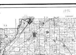 Canton Ohio Map by Ghost Towns Of Ohio