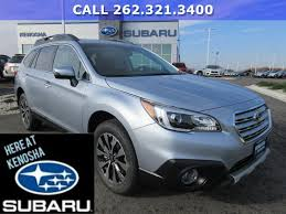 used subaru outback for sale used 2017 subaru outback for sale kenosha wi