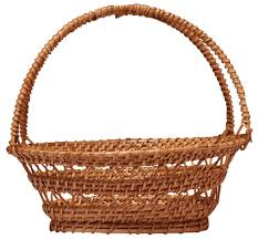 buy in bulk wholesale thanksgiving gifts fruit basket with handle