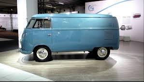 volkswagen van hippie blue 1950 vw barndoor t1 essen pt1 youtube