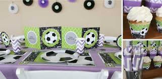 soccer party ideas basketball party supplies big dot of happiness