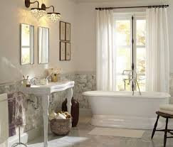 Pottery Barn Bathroom Ideas Bathroom Diy Industrial Bathroom Lighting System Rustic Bathroom